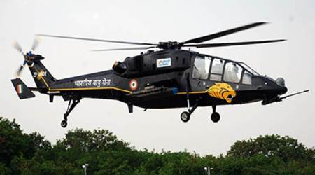 HAL receives RFP for 15 limited series Light Combat Helicopters from Air Force andArmy