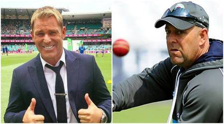 Shane Warne keen to succeed Darren Lehmann as Australia's head coach