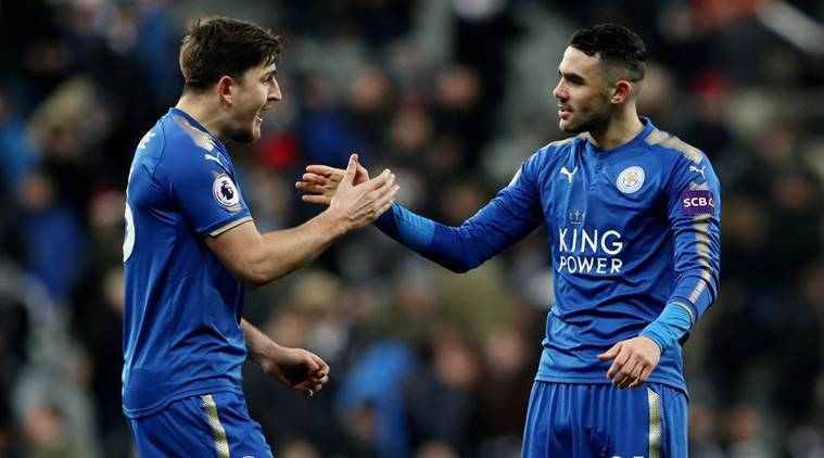 Late own goal gives Leicester thrilling 3-2 win at Newcastle