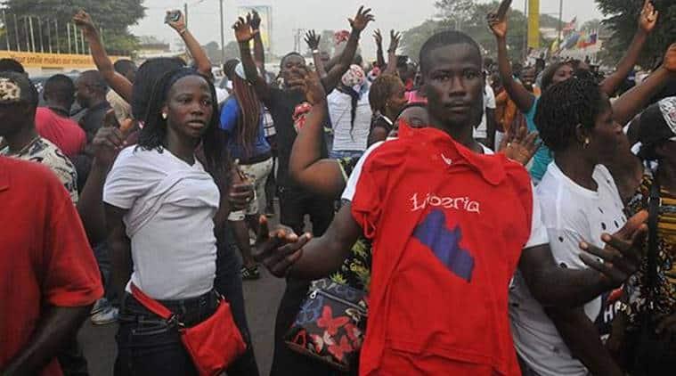 Liberia, Liberia election, Liberia election result, George Weah, Liberia president George Weah, Liberia president, world news, latest world news, indian express, indian express news