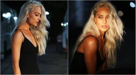 Lisa Haydon goes platinum blonde; tips to remember if you want to followsuit