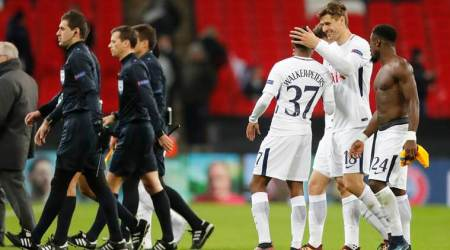 Champions League: Fernando Llorente opens account as Tottenham Hotspur stroll against APOEL