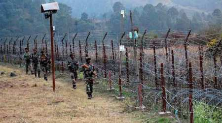 Jammu bunkers, underground bunkers, border areas underground bunkers, Jammu and Kashmir, J-K, India news, indian express news
