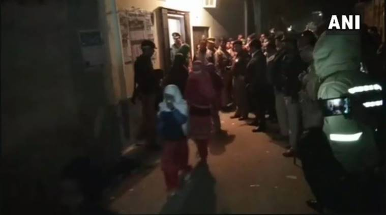 Girls rescued from Lucknow madrasa