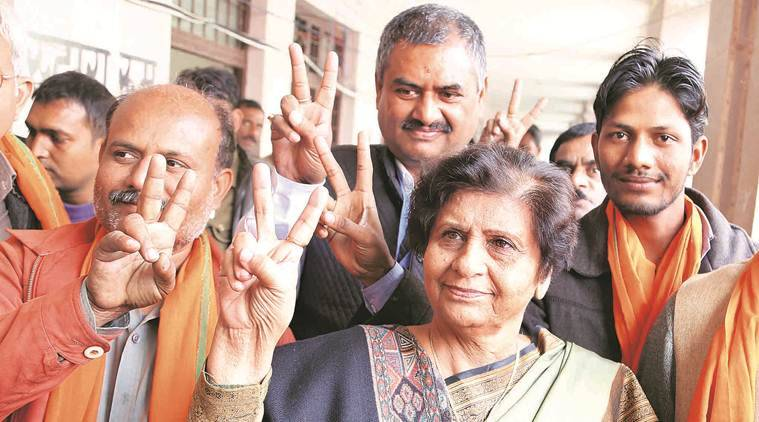 UP Civic polls: Opposition alleges tampering of EVMs