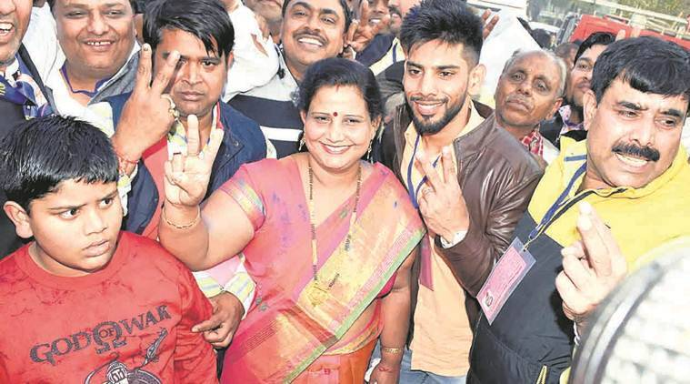UP civic poll results: BJP sweep confined to big cities