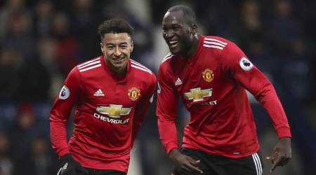 Manchester United beat West Brom 2-1 with Romelu Lukaku, Jesse Lingard on target
