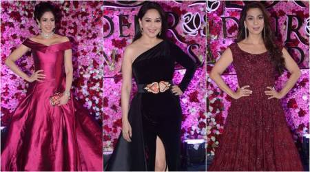 Madhuri Dixit Nene, Sridevi and Juhi Chawla show age is just a number with these stunning looks