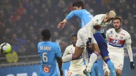 Ligue 1: Lyon beat Marseille to go third; Mario Balotelli scores forNice
