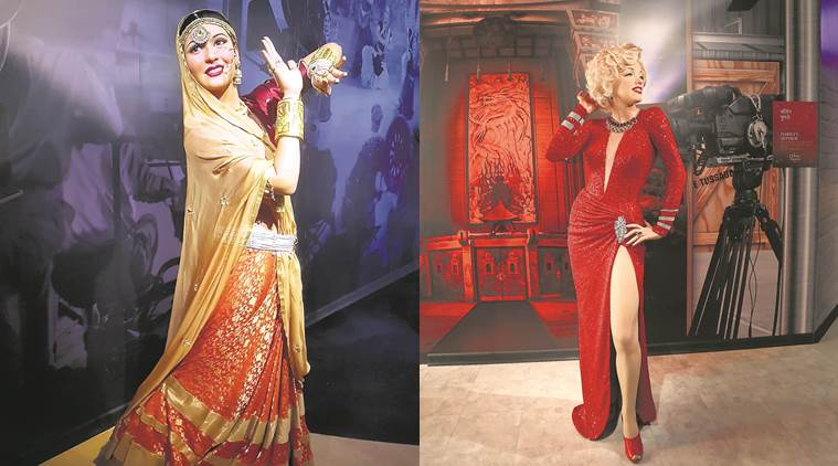 Madam Tussauds in Delhi, Delhi Madam Tussauds, Tussauds delhi, wax statue museum, Delhi news, Indian express news