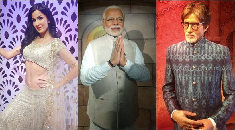India's first Madame Tussauds opens with figures of Amitabh, Kareena, Ranbir, others