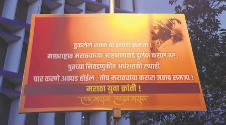 Maratha community sees an opportunity to renew agitation for quota, other demands