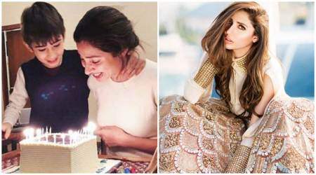 Happy birthday Mahira Khan: Here's how the Raees star celebrated her 33rd birthday