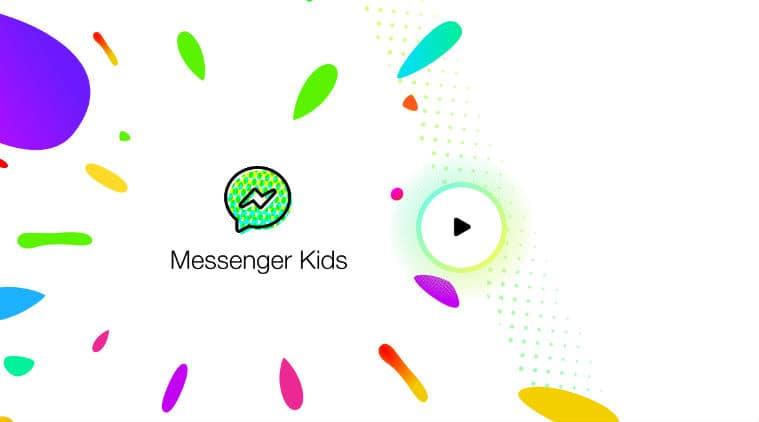 Facebook Messenger Kids app in US for kids how to download use