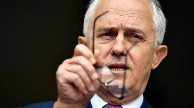 Australian PM Turnbull survives leadership challenge
