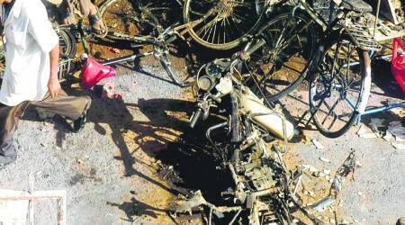 Malegaon blast case accused claims attack on him,family