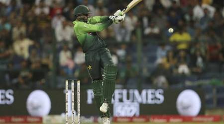 Shoaib Malik joins Ravindra Jadeja with six sixes in an over; watch video