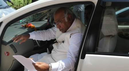Opposition queries not addressed at all-party meet: Mallikarjun Kharge