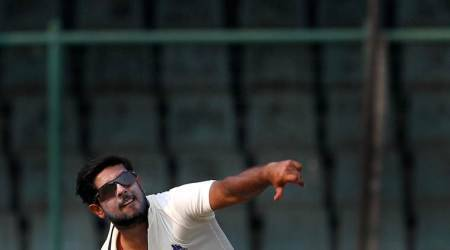 Ranji Trophy 2017, Delhi vs Bengal: Manan Sharma tightens the screws as Bengal trip over their own feet