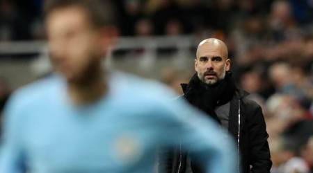 Pep Guardiola sees old Barcelona charges as Champions League favourites still