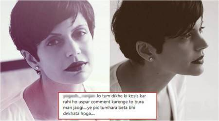Now, Mandira Bedi trolled and body-shamed forphotos