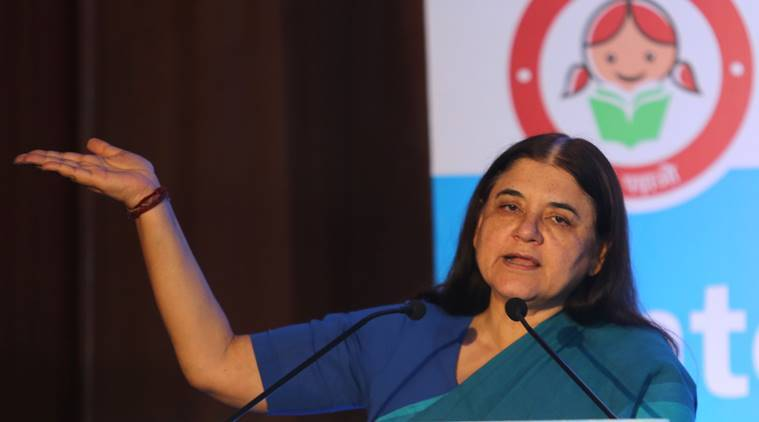 Maneka Gandhi, filmmakers, women safety, women safety on film sets, BJP, Sexual Harassment, Sexual Harassment at workplace,