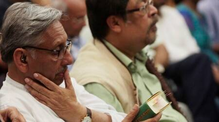 At Mani Shankar Aiyar's dinner: former army chief, ex-diplomats