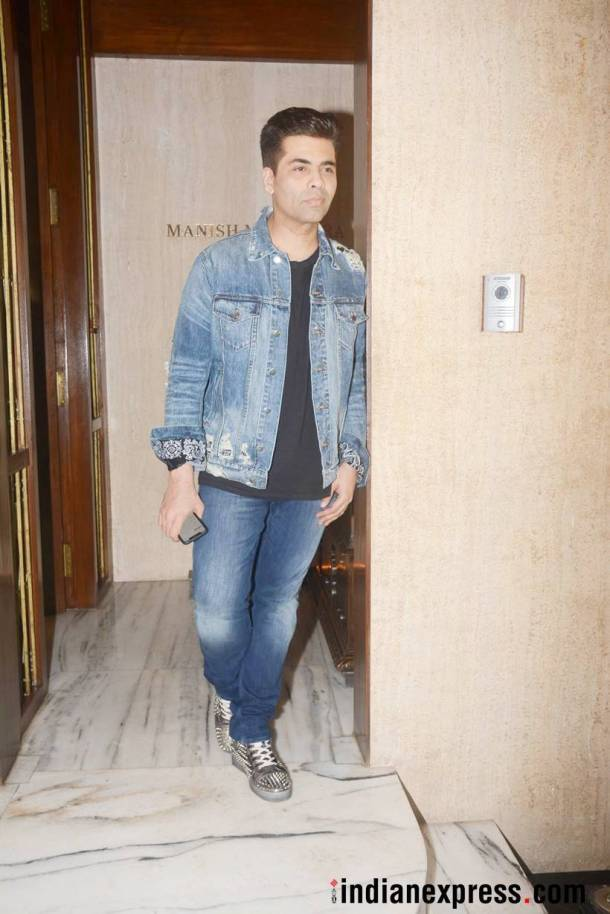 Manish Malhotra birthday party, Manish Malhotra birthday bash, Manish Malhotra, Karan Johar, Sonakshi Sinha, Huma Qureshi, Aditi Rao Hydari, Sophie Choudry, Punit Malhotra, Raveena Tandon, Natasha Poonawalla, Sonakshi Sinha fashion, Huma Qureshi latest photos, Aditi Rao Hydari latest photos, Sophie Choudry latest photos, Raveena Tandon latest photos, Karan Johar latest photos, Manish Malhotra latest photos, celeb fashion, bollywood fashion, indian express, indian express news