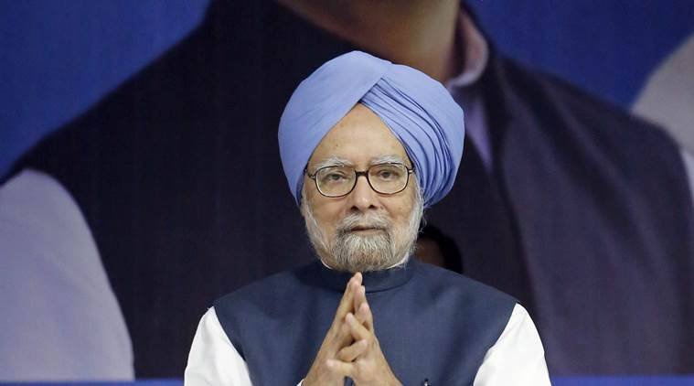 NDA messed up economy, mismanaged Jammu and Kashmir, says Manmohan Singh