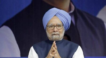 Congress plenary session: Modi govt mismanaged J&K, situation worsening each day, says Manmohan Singh