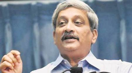 Manohar Parrikar, Goa CM Manohar Parrikar, Manohar Parrikar In Hospital, Goa Budget Session, Budget Session Gujarat, Goa News, India News, Indian Express, Indian Express News