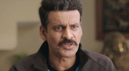 Manoj Bajpayee in Aiyaari