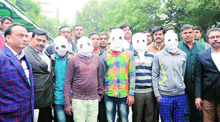 Two more arrested in Mansarovar Park murder case