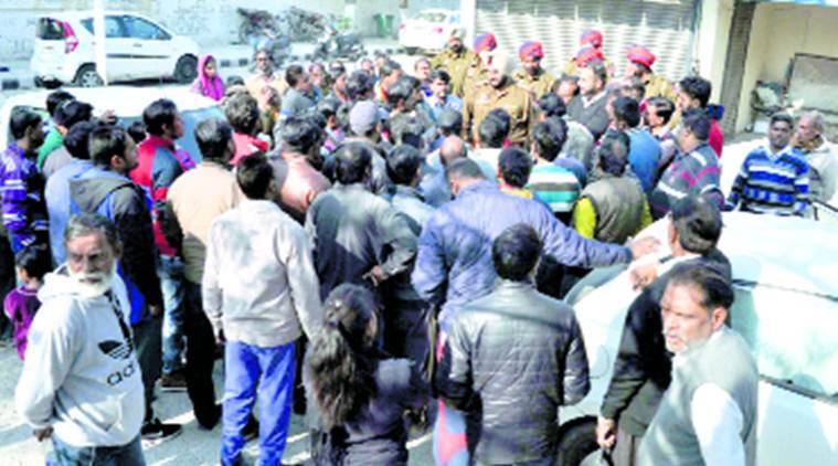 manual scavenging, ludhiana sewer death, ludhiana hotel death, indian express