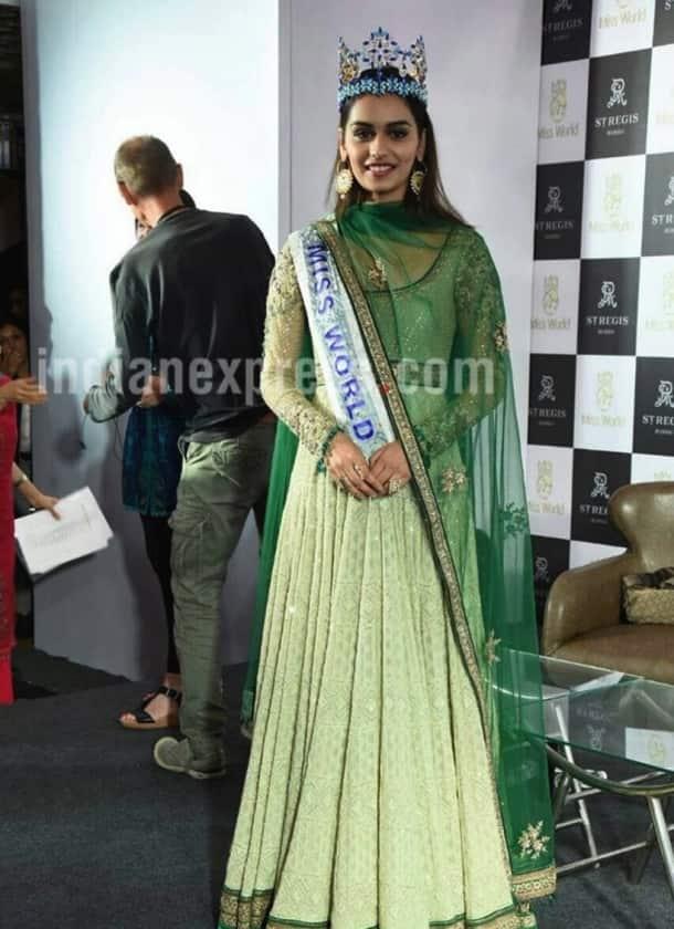 Miss World, miss world manushi chhillar, manushi chhillar latest pics, miss world 2017, manushi chhillar, manushi chhillar miss world, miss world manushi chhillar, miss world manushi chhillar photos, miss world manushi chhillar fashion, indian express, indian express news