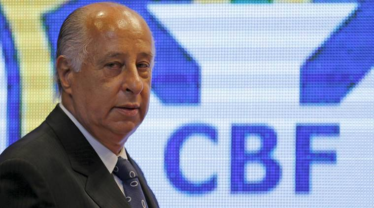 FIFA Bans Brazilian Football Chief Del Nero For 90 Days
