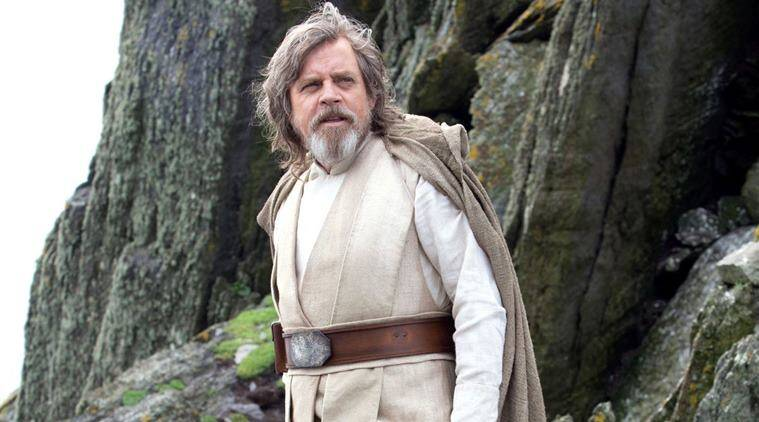 Not my Luke Skywalker: Mark Hamill