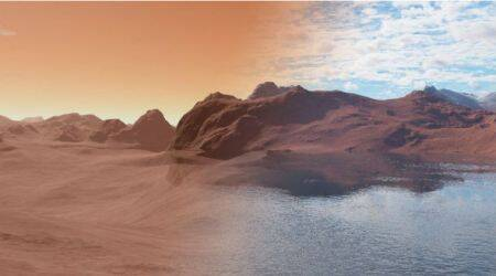 Mars absorbed water on its surface like a sponge: Study