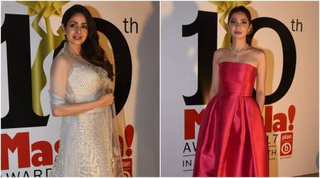 Masala! Awards 2017: From Sridevi to Mahira Khan, the best and worst dressed on the red carpet