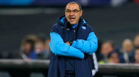 Serie A: Maurizio Sarri denies that Napoli are running out of steam