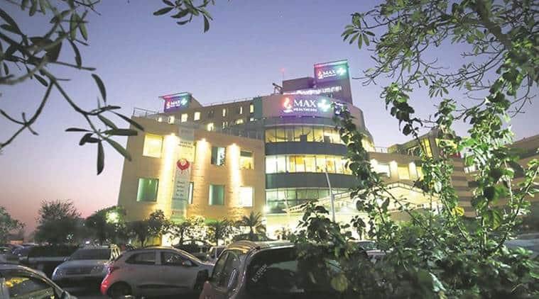 Max Hospital case: Delhi Police files status report