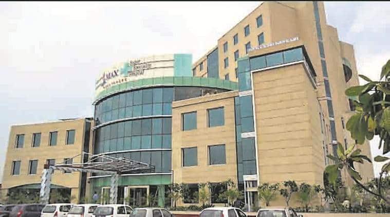 Max hospital declares newborn dead