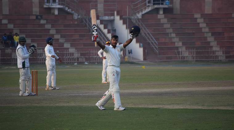 Ranji Trophy: Karnataka run riot on Day 2