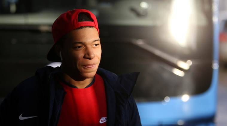 Paris Saint-Germain's Kylian Mbappe misses living a regular teenager life