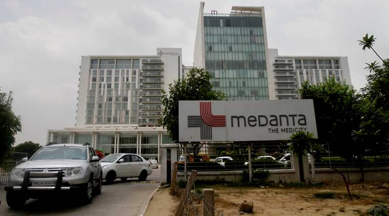 Fortis Hospital death, Medanta hospital, Medanta Medicity Gurgaon, Medanta hospital Bill, Gurgaon hospital bill, indian express
