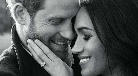 Photos: Meghan Markle and Prince Harry's official engagement shoot is intimate and royal