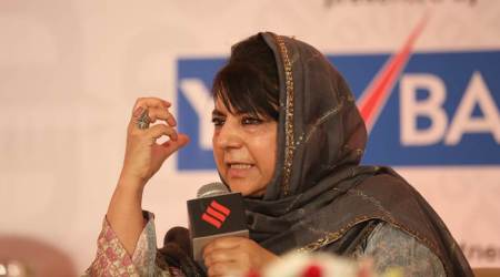 Kashmir saw 44% increase in local youths joining militancy, says Mehbooba Mufti