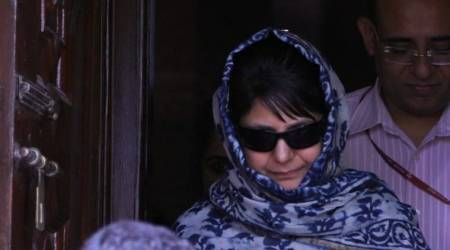 J-K: Mehbooba Mufti hands appointment orders to pellet victims