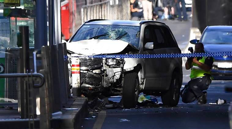Injured After SUV Plows Into Crowd In Australia