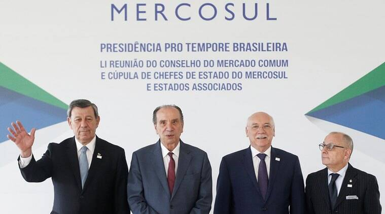 venezuela and mercosur trade blocs South american trade bloc mercosur suspended venezuela indefinitely on saturday, adding more international pressure on president nicolas maduro to dismantle a newly.